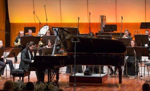 Orķestris 'Rīga' aicina uz krievu klasiskās mūzikas un dzejas programmu 'Ziemas gleznas'