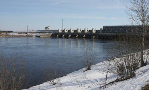 Замена гидроагрегатов Рижской ГЭС обойдется в 105 млн евро