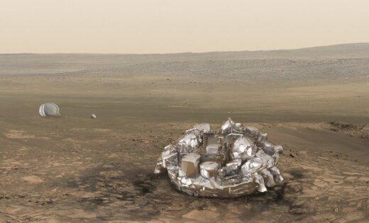 Стала известна причина смерти Schiaparelli при посадке наМарс