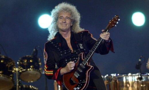 Гитарист легендарной группы QUEEN поздравил Земфиру сднем рождения