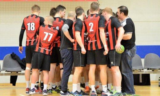 Pēc desmit gadu pārtraukuma Latvijas vīru handbols būs pārstāvēts klubu Eirokausos