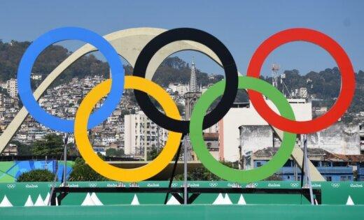 SOK pēc kukuļdošanas skandāla Brazīlijas Olimpiskajā komitejā aptur tās darbību