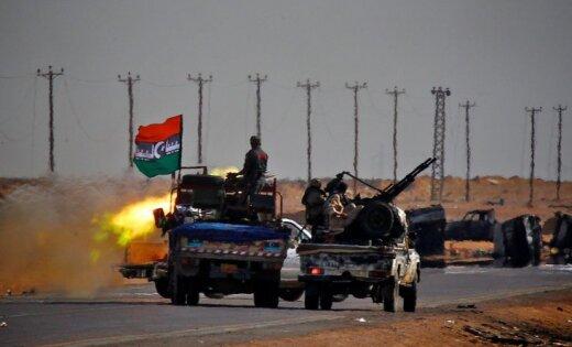 Lībijā izsludina amnestiju visiem cīnītājiem pret Kadafi