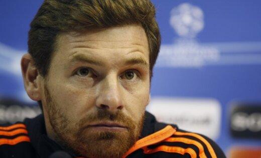Villašs-Boašs kļuvis par Totenhemas 'Hotspur' galveno treneri