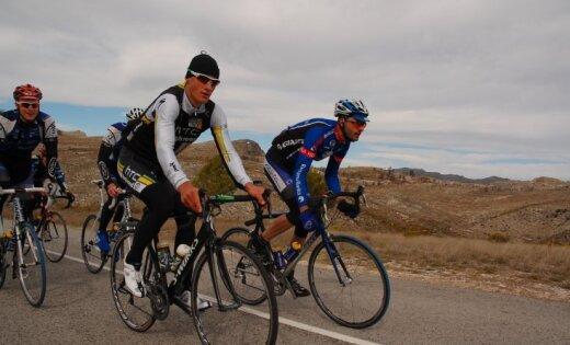 Latvijas riteņbraucēji otrie Nāciju kausa izcīņas kopvērtējumā pēc otrā posma sacensībām