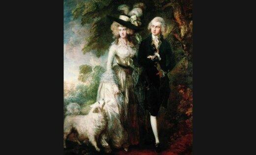Мужчина с отверткой испортил картину в Лондонской галерее