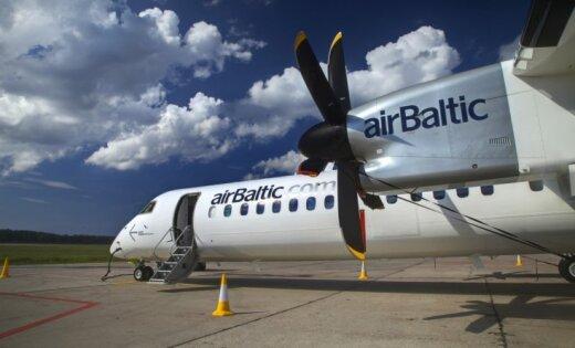 Прибыль airBaltic превысила 19 млн евро