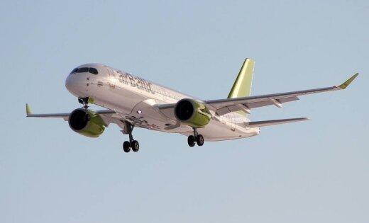 'airBaltic' pagaidām neplāno piedāvāt starpkontinentālos maršrutus