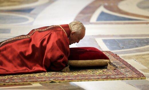 В Ватикане отрицают, что Папа Римский Франциск отверг существование ада