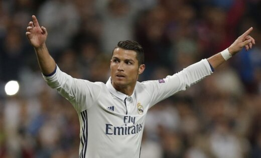Роналду подписал с Nike пожизненный контракт на $24 млн в год