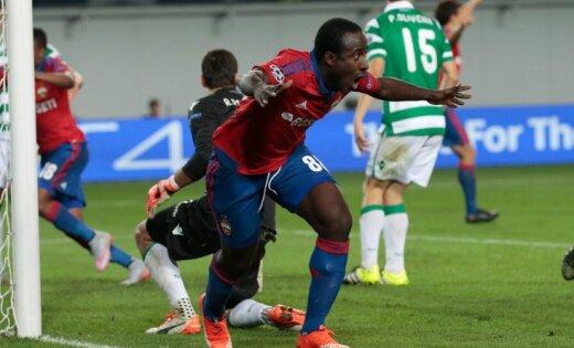 CSKA's Seydou Doumbia