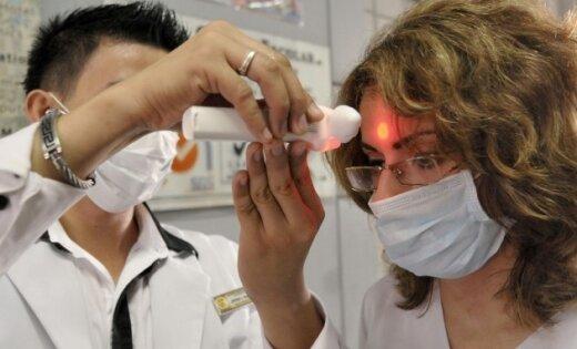 Latvijā atklāts pirmais saslimušais ar tā dēvēto 'cūku gripu'