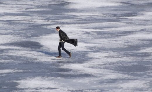 Людина на льоду