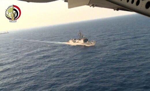 ВСредиземном море найдены обломки самолета EgyptAir ивещи пассажиров