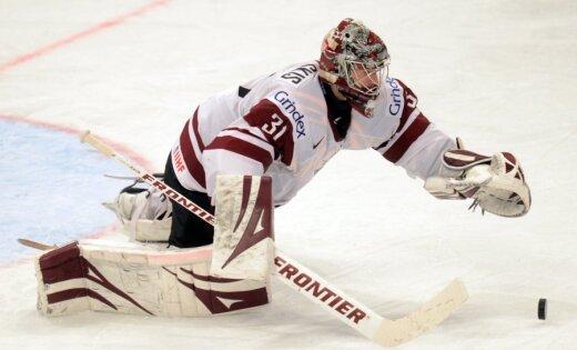 Mainīti Latvijas hokeja izlases pretinieki nākamā gada čempionātā