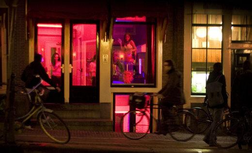 Секс вечеринки амстердама