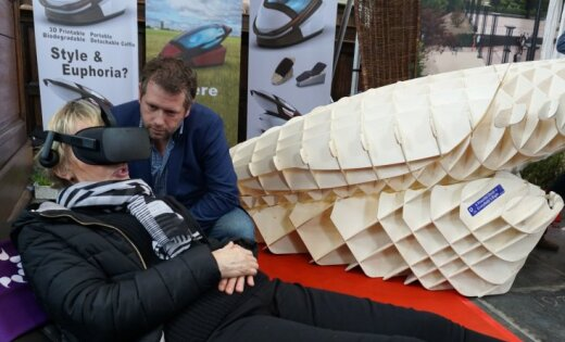 В Амстердаме представлен прототип будки для самоубийств