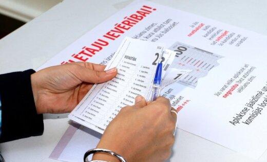 Premjeru ar plusiem atbalstījuši 74 000 vēlētāju