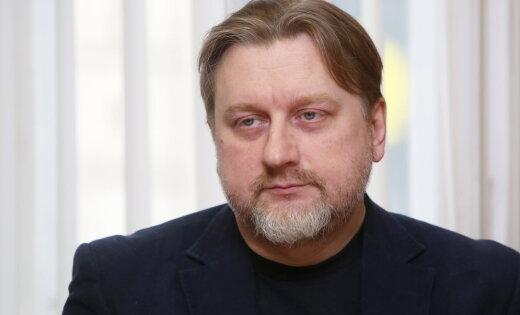 Ilmārs Šlāpins, 'Rīgas Laiks': Virpināmā realitāte