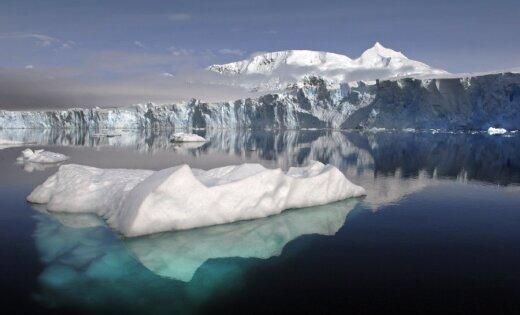 ВАнтарктиде появилось 8000 новых озер, угрожающих нашей безопасности— Ученые