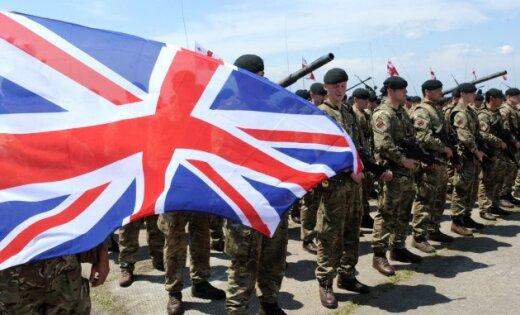 В потасовке английских солдат вРиге виновата Москва