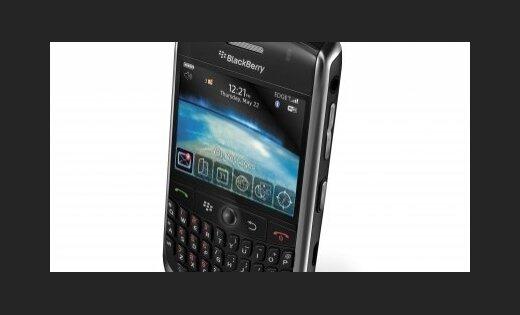 Тест: BlackBerry 8900 Curve. Много почты, и ничего