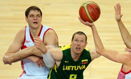 Lietuva pirmo reizi pēc neatkarības atgūšanas neiekļūst Olimpiādes basketbola pusfinālā