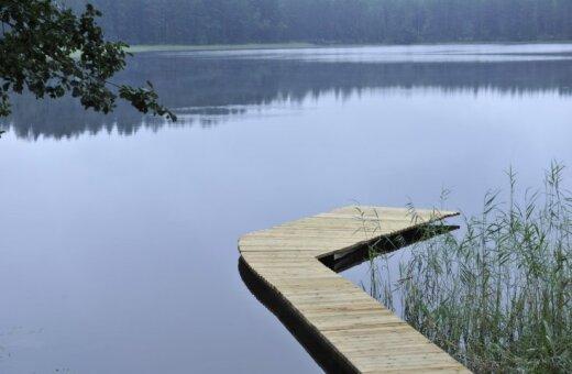 Meža upes un ezeri Latvijā