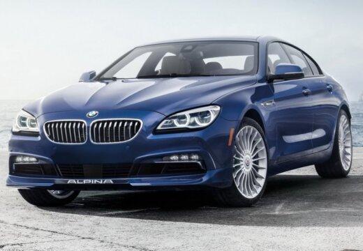 Компания Alpina представила самую быструю BMW в своей истории (фото)