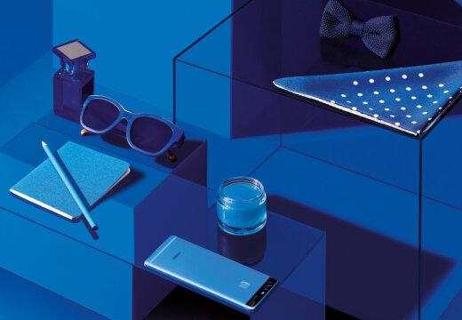 Праздник с Huawei P9 Blue – как сделать красивые снимки блюд