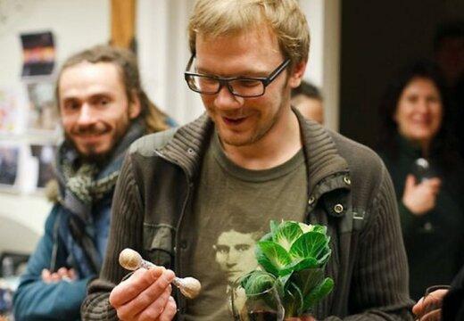 Писатель из Латвии получил литературную премию Евросоюза