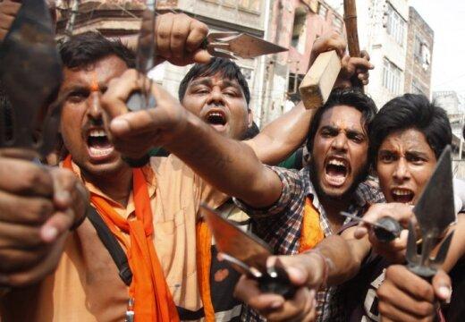 Самосуд толпы в Индии: насильнику отрубили пенис