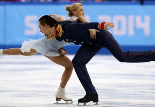 Волосожар и Траньков — двукратные олимпийские чемпионы