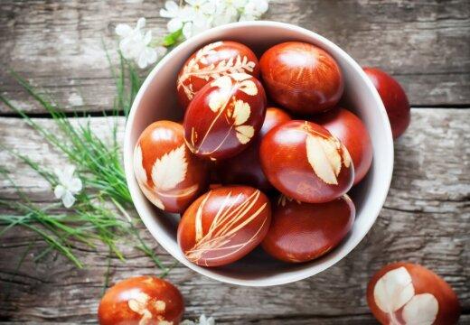 Как покрасить яйца на Пасху: 7 способов