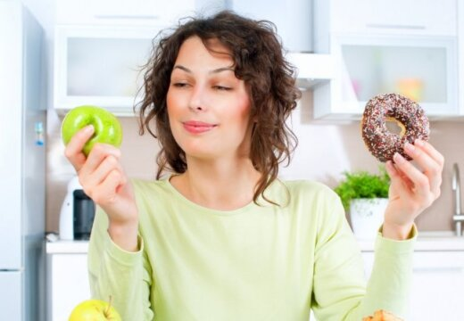Четыре стратегии для худеющих сладкоежек
