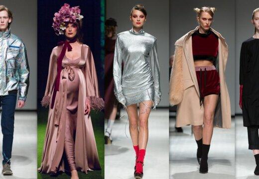 Завершение Riga Fashion Week: изысканность и бунтарский дух