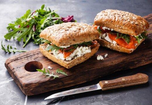 Завтрак от шефа. Три рецепта вкуснейших бутербродов от Мартиньша Сирмайса