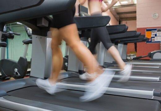 Исследование: беговая дорожка иногда вредит здоровью