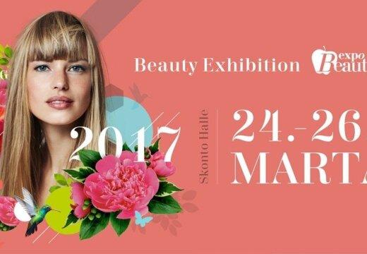 Международная выставка EXPO BEAUTY 2017 — территория красоты
