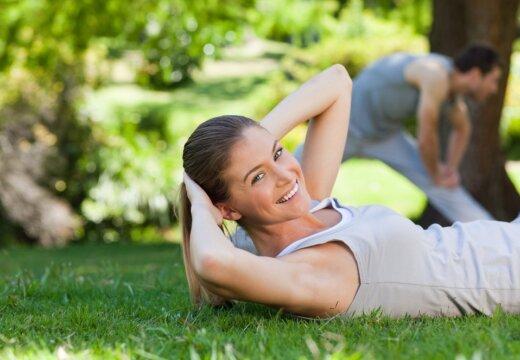 Ученые: физические нагрузки избавляют от тяги к вредной пище