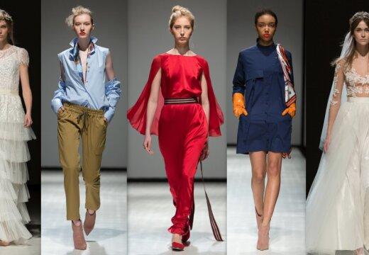 Третий день Riga Fashion Week: сдержанная элегантность и платья для принцесс