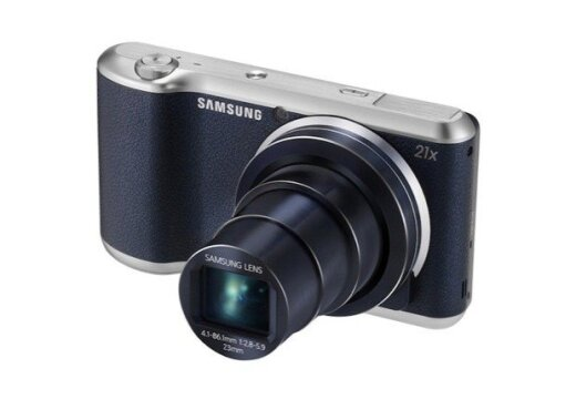 'Samsung' izstrādā vieglāku un ātrāku viedo fotokameru 'Galaxy Camera 2'