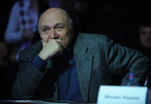 Михаил Жванецкий — Delfi: шутить о трагичном неэтично