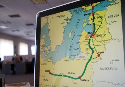 Vienojas par 'Rail Baltica II' kopuzņēmuma dibināšanu