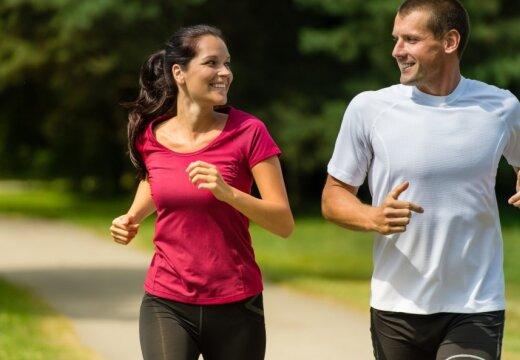 Исследование: 30 минут бега в день продлевают жизнь