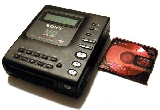 Kompaktdisks un citi aizgājēji