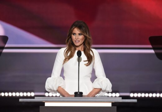 Анна Винтур позвала Меланию Трамп на обложку Vogue