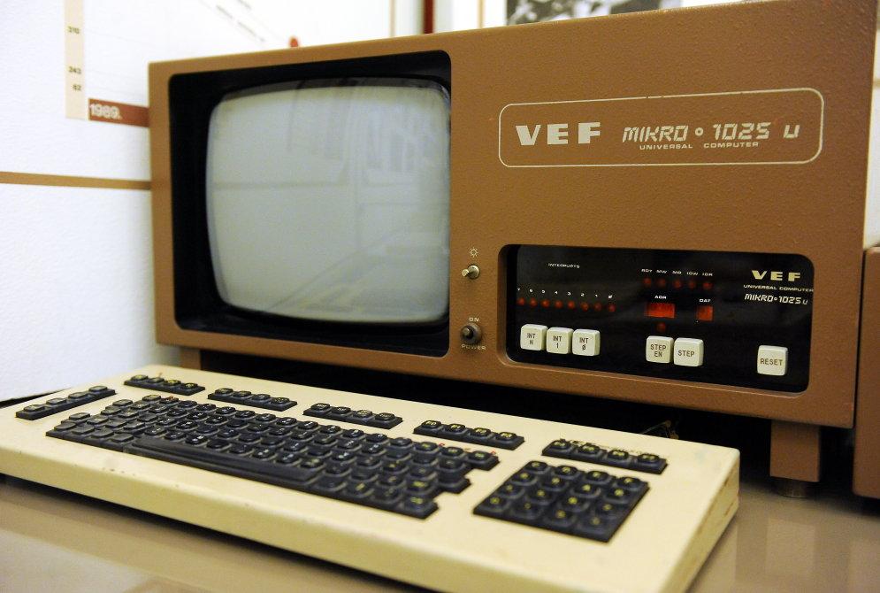 Виртуальная экскурсия по музею ВЭФ: компьютеры, самолеты, мотоциклы...