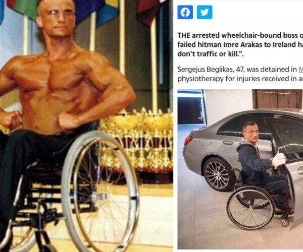 Narcos по-литовски: как наркобарон в инвалидном кресле продал кокаин на полмиллиарда евро