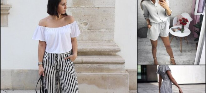 ФОТО. Что носить летом, если вы терпеть не можете платья — шесть альтернатив